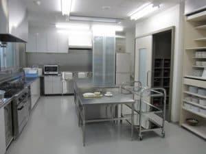 日限山地域ケアプラザ 調理室