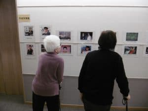 境町フェニックスでは『平成写真館』と称して、平成に起きた象徴的な出来事の写真を展示しました。
