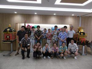 令和元年8月7日(水)にミニ夏祭りを開催しました。10月には恒例のハロウィンフェスティバルを開催予定、スタッフ一同で皆様に楽しんで戴けるようにさまざまな企画を検討中です。