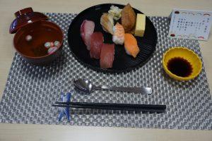 今年もおかわりOK!!寿司職人も大忙しでした!!