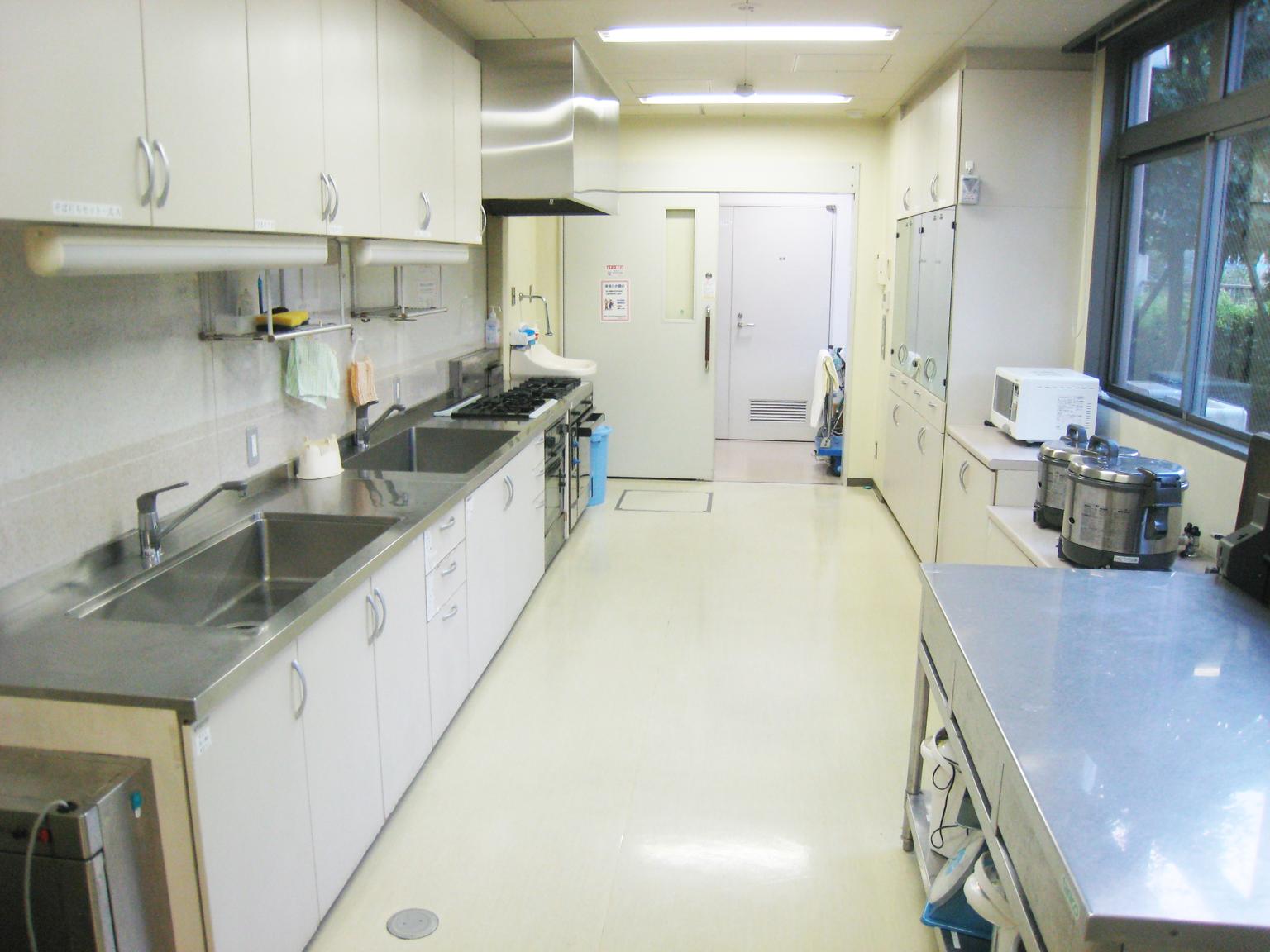 下瀬谷地域ケアプラザ 調理室