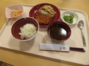 こちらは、スタッフからの企画発案によりフロアの食事イベントとして開催しました。
